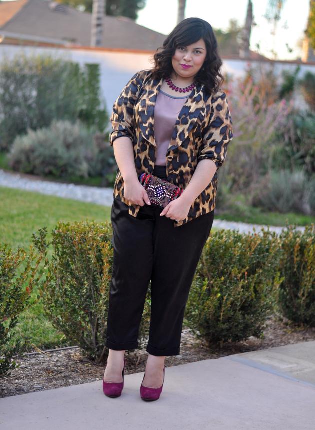 Leopard Outfit Idea