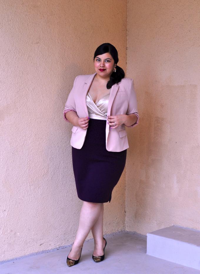 Jay Miranda: plus size fashion blogger