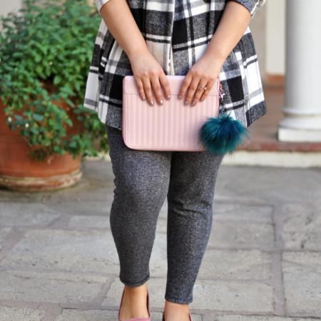 Plus blogger Jay Miranda cute holiday outfit ideas