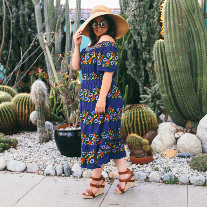 In Bloom with Old Navy